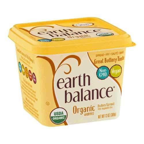 Earth Balance Organic Buttery Spread, 13 Ounce -- 6 per case.