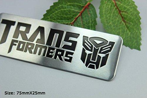 D704 Transformers AUTOBOT auto aufkleber 3D Emblem Badge car Sticker emblema Abziehbild alu