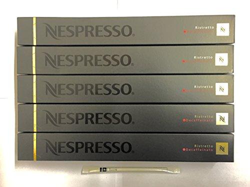 50 cápsulas de café...