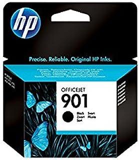 HP 901 901 Officejet Ink Cartridges Tintenpatrone, Schwarz, 20 bis 80 % HR,  40 bis 60 °C, 15 bis 32 °C, 20 bis 80 % HR, 116 x 36 x 115 mm, 0,05 kg