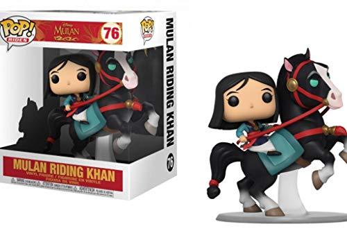 POP Rides: Mulan - Mulan on Khan