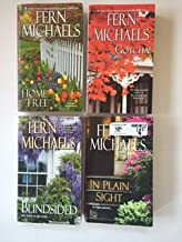 Fern Michaels Sisterhood Set of 4: Home Free; Gotcha; Blindsided; In Plain Sight