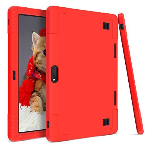 KATUMO 10 Funda Silicona Tablet Universal Funda para Lnmbbs 10, Funda para Tablet Beista 10 Pulgadas Cover Silicona Tablet 10 Pulgadas Universal