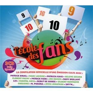 L\'École Des Fans (3 CD)