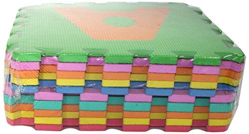 DUE ESSE FR000269A - Tappeto Puzzle Lettere, 10 Pezzi