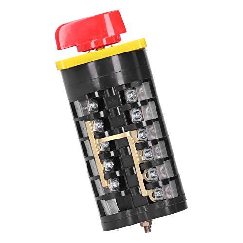 SALUTUYA Interruptor de Transferencia LW5D ‑ 16 / TM706 / 6 Instalación rápida para Control Maestro para Transferencia