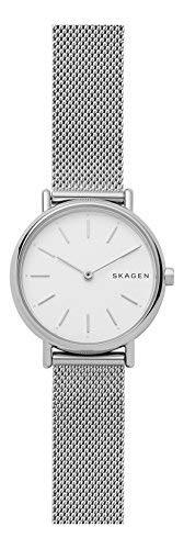 Skagen Reloj Analogico para Mujer de Cuarzo con Correa en Acero Inoxidable SKW2692