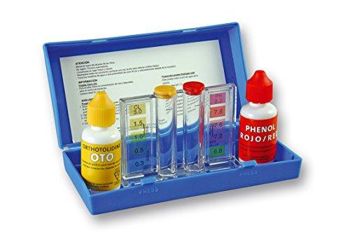 GRUPOSANZ Kit análisis Oto y pH