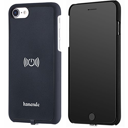 hanende Qi Wireless Charging Case for iPhone 7