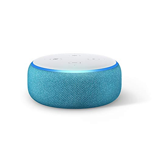 Echo Dot (3rd Gen) Kids Edition, an Echo designed for kids with parental controls - Blue