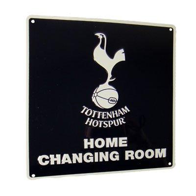 Tottenham Hotspur F.C. Home Changing Room Sign