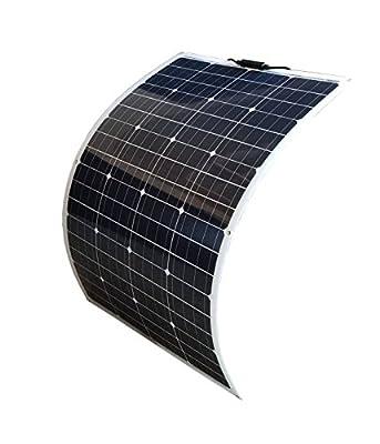 100 Watt Flexible Solar Panels