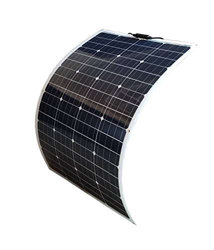 WindyNation Bendable Flexible Marine Solar Panel for Boat