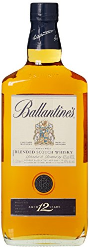Ballentine's 12 Year Old 40 prozent Blended Whisky (1 x 1 l)