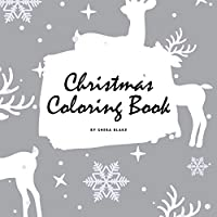 Christmas Coloring Book for Children (8.5x8.5 Coloring Book / Activity Book)