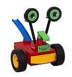 fischertechnik 560843 Robotics First Coding Roboter, Schwarz