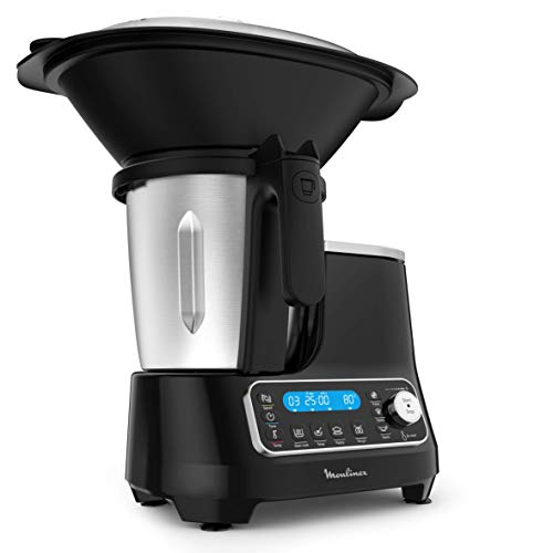 Moulinex ClickChef HF4SPR30 - Robot de cocina multifunción