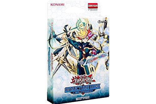 Konami Mazzo YUGIOH Link CYBERSO