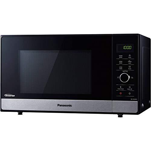 Panasonic - nnsd28hsgtgf - Micro-ondes inverter 23l 1000w noir/inox