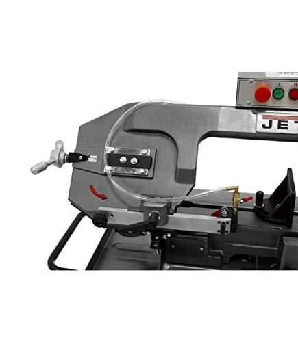 JET HBS-814GH, 8x14-inch Geared Head Horizontal Bandsaw 1HP, 1Ph