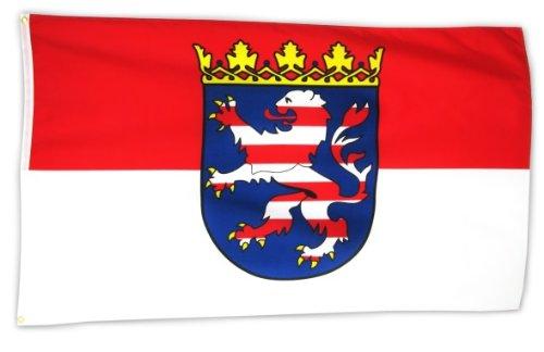 Fahne Flagge Hessen 90 x 150 cm