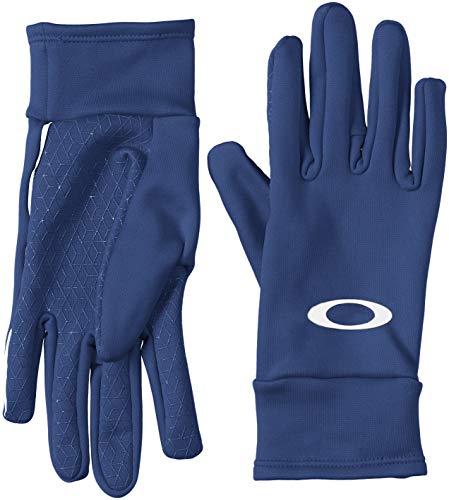 Oakley Fleece Handschuh 2019 Dark Blue, L