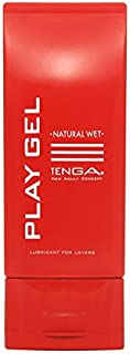 Tenga Play Gel, Natural Wet