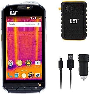 CAT PHONES Modelos de Smartphone resistentes e...