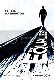 The Equalizer – Denzel Washington – Wall Poster Print