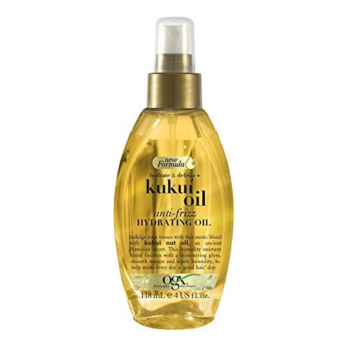 OGX Kukui Oil Anti Frizz Hydrating Haaröl, 118 ml