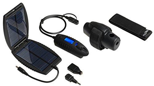 Garmin Akkupack Power Traveller inkl. Solarpanel, schwarz, 010-10644-02
