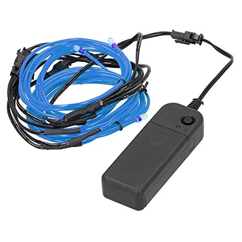 Cable de neón, bajo consumo de energía, 3 modos, tira de luz...