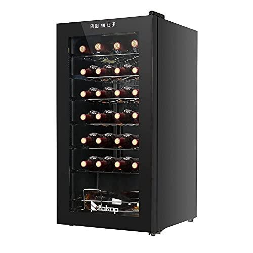 Armario de Vino refrigerado Armario de Vino electrónico Pla
