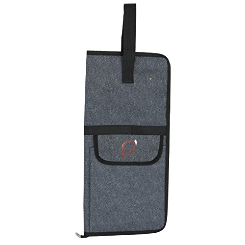 FUNDA BAQUETAS BATERIA REF. HQ7459 GRIS Medidas: 48x45cm (abierta). No incluye baquetas: Amazon.es: Instrumentos musicales