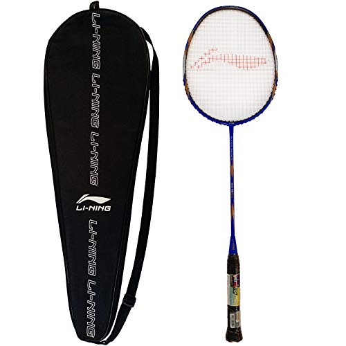 Li-Ning Strung Badminton Racquet - with Full Cover