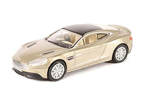 bester der welt Aston Martin Vanquish Coupé Bronze RHD0 Modell Oxford 1:76 fertiggestellt 2021