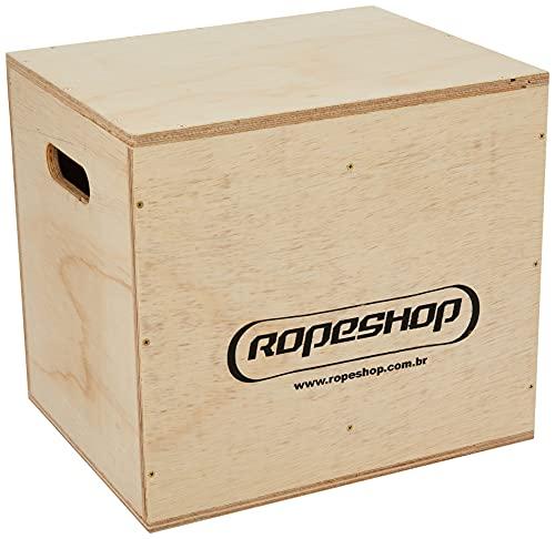 Caixote Para Salto Madeira 3 Em 1 Jump Box Media