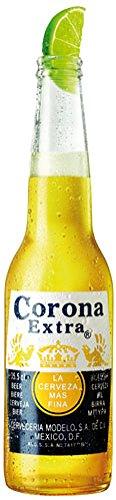 Corona Extra, Mexikanische Bierspezialität, 4,6% Vol.Alk, Einwegflasche - 0.355L - 6x