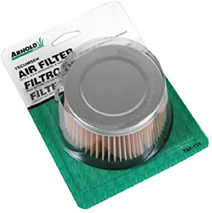 Arnold Replacement Tecumseh Air Filter for 3-8 HP Engines