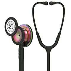 Monitor and assess a wide range of patients Detect normal and abnormal sounds and rhythms Useful in non critical care environments such as a medical office, general ward, OB/GYN, ambulatory clinic or urgent care 5 year warranty. Soft-sealing ear-tips...