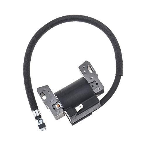 Festkörpermodul der Zündspule 490586 Kompatibel mit Briggs & Stratton 161430 161432 161436 Ersatzteile für Rasenmäher 492341 491312