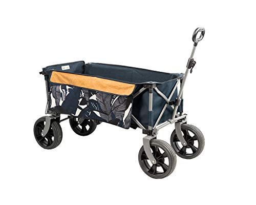 Bel-Sol Annika Eco-Friendly Sustainable Folding Trolley Wagon, Strong Study...