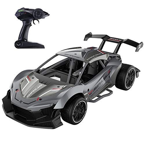 YIQIFEI Fast 4wd Sports Racing Car RC Car para Adultos Niños Aleación...