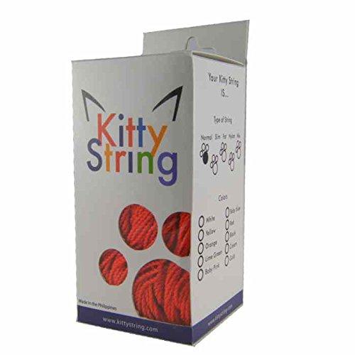 Kitty String Normal Yo-Yo String 10 pk - Hot Pink