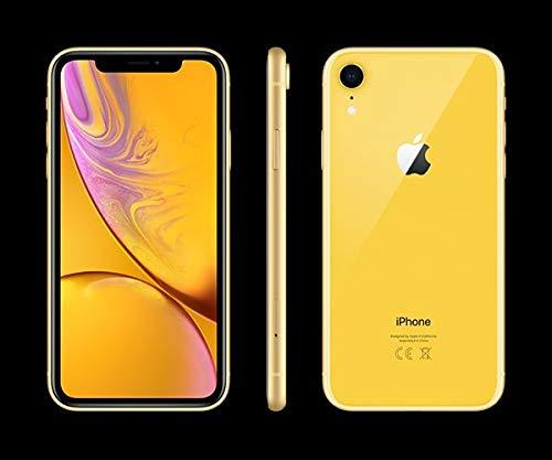 Apple iPhone XR, 64GB, Yellow - ...