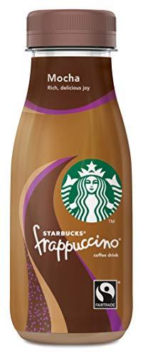Starbucks Fairtrade Frappuccino Kaffeegetränk Mokka 250ml (8 x 250ml)