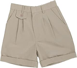 Classroom Uniforms School-Classroom Girls Combed Cotton Bike Shorts 93/% Combed Cotton // 7/% Spandex .