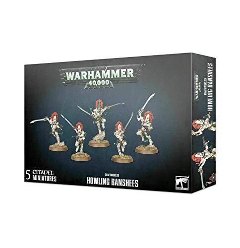 Games Workshop Warhammer 40k - Craftworlds Howling Banshees