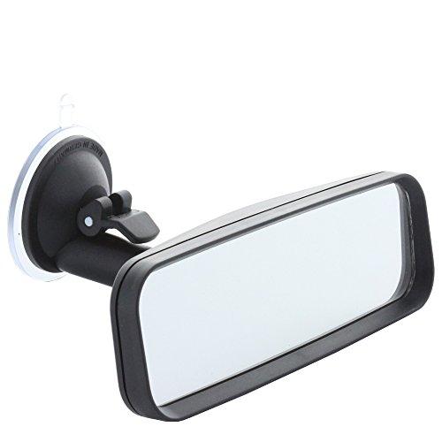 Smart-Planet® hochwertiger Kinder Beobachtungsspiegel/Kinderspiegel – Fahrschul-Spiegel m. gerader Spiegelfläche – Rückspiegel/Spiegel für Beifahrer – Designed in Germany - 2