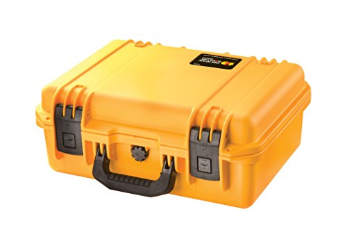 Pelican Storm iM2200 Case No Foam (Yellow), One Size (IM2200-20000)